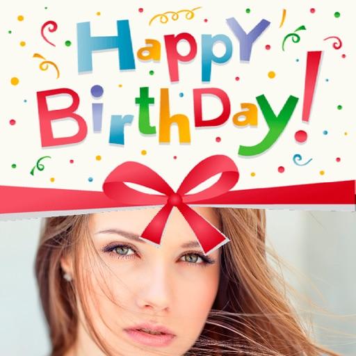 Birthday videos with frames