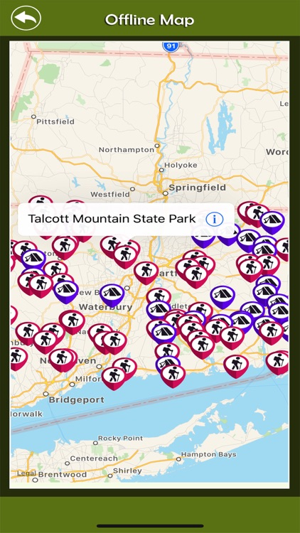 Connecticut Camping & Trails screenshot-4