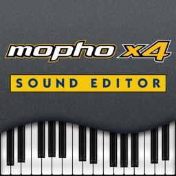 Mopho X4 Sound Editor