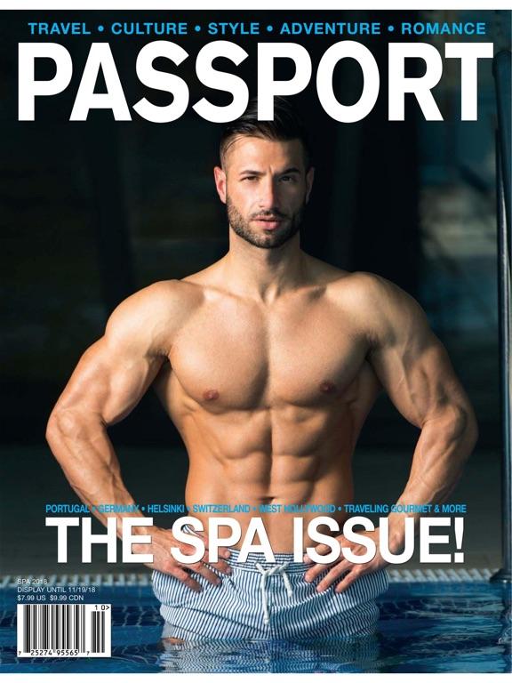 Passport Magazineのおすすめ画像1