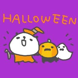 Halloween Panda!