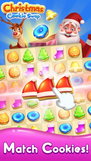 Christmas Cookie Swap 3 On The App Store
