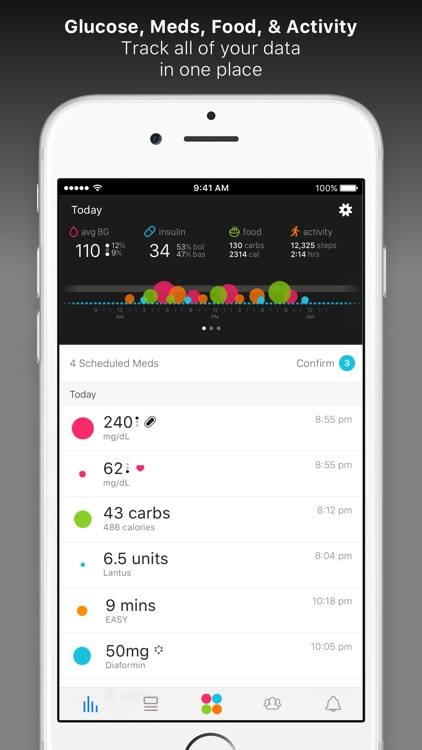 One Drop Diabetes Management screenshot-0