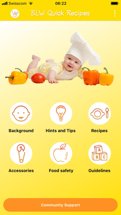 Baby Led Weaning Quick Recipes