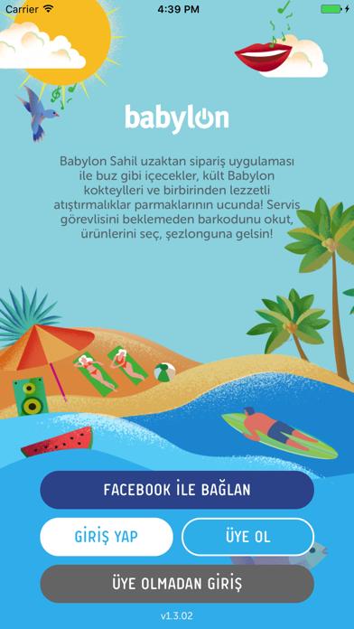 Babylon Sahil screenshot one
