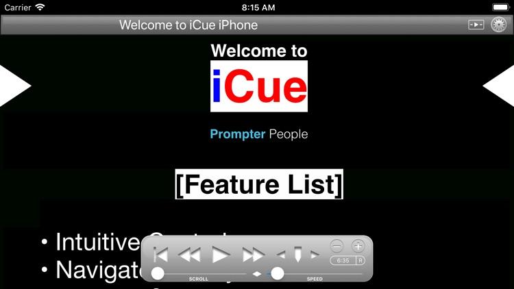 iCue screenshot-0
