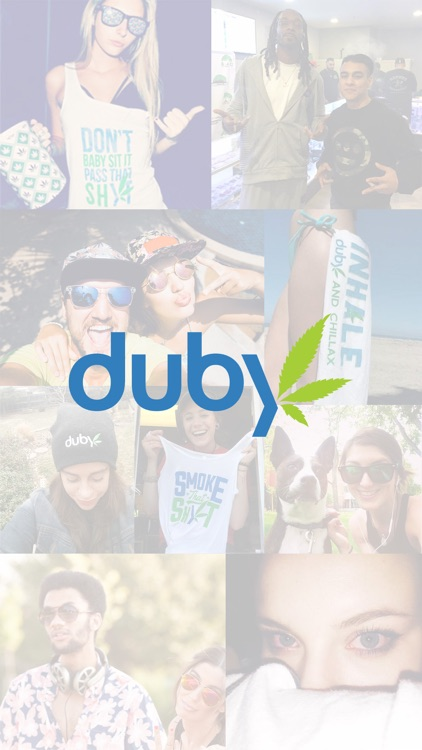 Duby - Weed Social Network screenshot-0