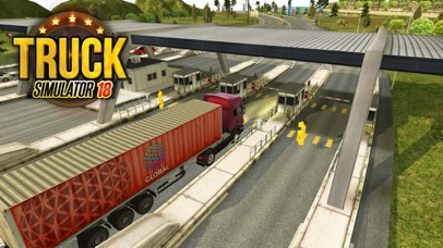 Truck Simulator 2018 : Europe screenshot 1