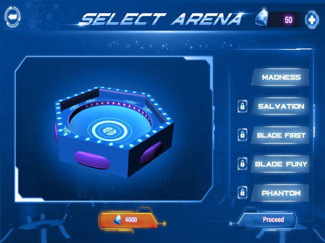 Beyblade : Spin Blade 1, game for IOS