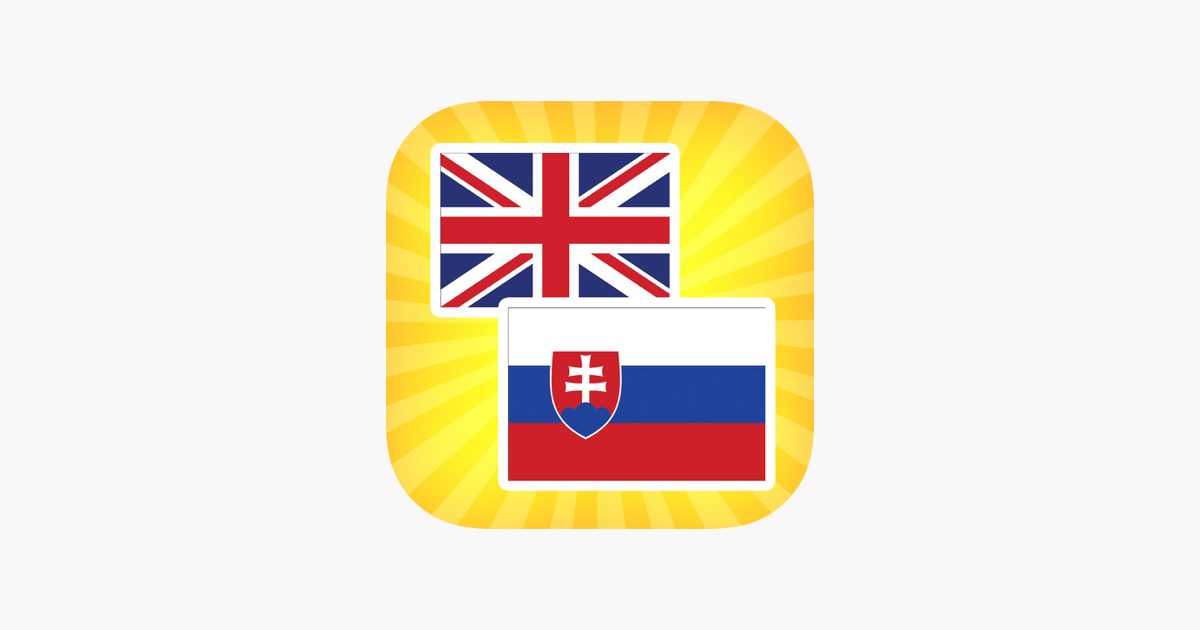 slovak english translation and dictionary on the app store. Black Bedroom Furniture Sets. Home Design Ideas