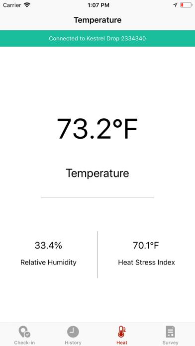 ActivityLog - HeatMappers Screenshot