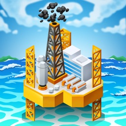 Oil Tycoon 2 -Gold Clicker Inc