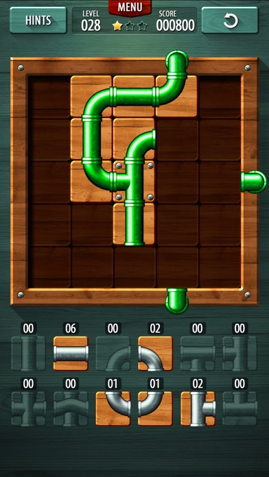 Pipe Puzzle Screenshots