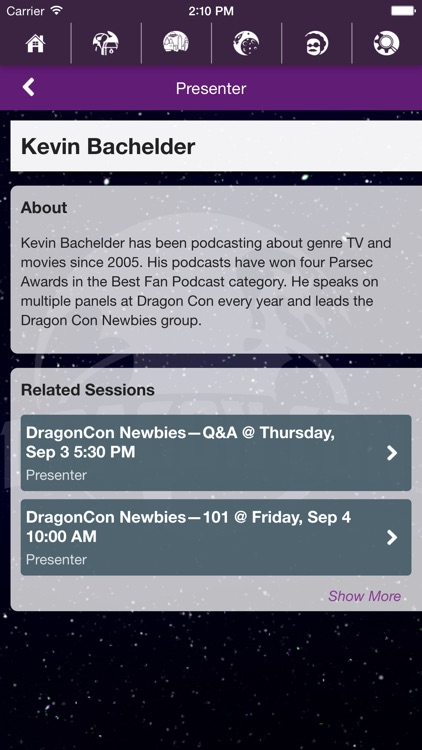 Dragon Con screenshot-3