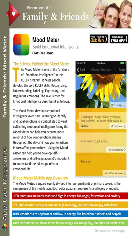 App User Magazine screenshot-4