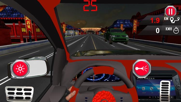Traffic Car Race 2017 screenshot-3