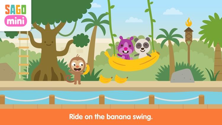 Sago Mini Zoo screenshot-3
