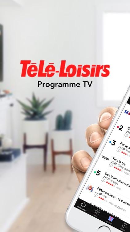 Programme TV Télé-Loisirs screenshot-0