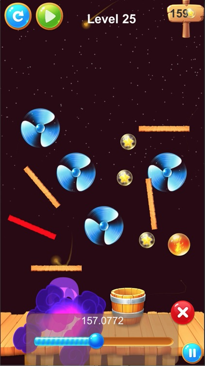 Ball Drop Path
