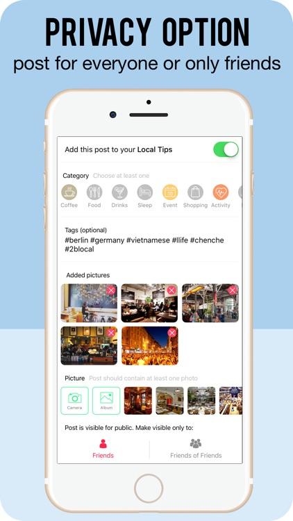 2B LOCAL: Your Travel Network screenshot-6