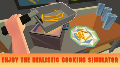 Burger Simulator: Cooking Master 3D screenshot four