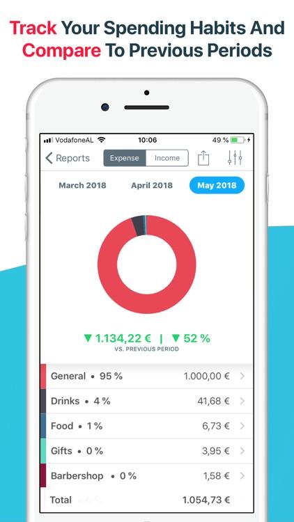 MoneyCoach - Budget & Expenses screenshot-4