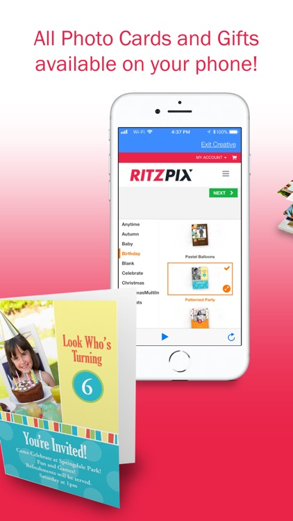 RitzPix Photo Printing screenshot-3