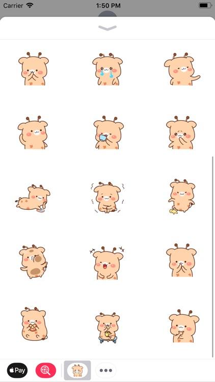 Little Bear Stickers Pack