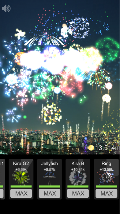 Idle Fireworks -Simulator- screenshot 3