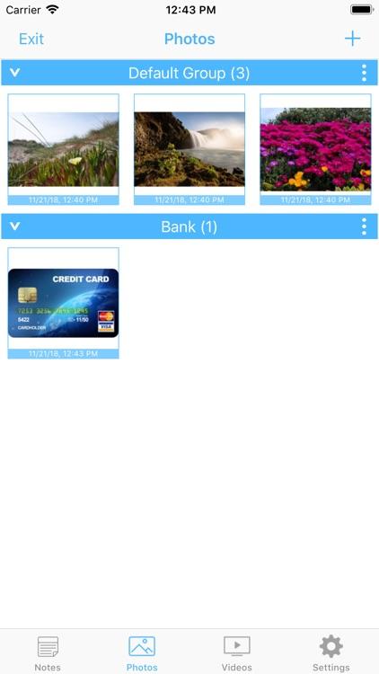 MultiPasswords screenshot-5