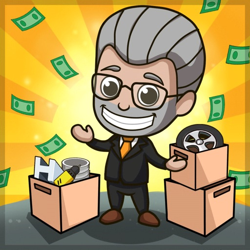 Download Idle Factory Tycoon free for iPhone, iPod and iPad