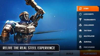 Real Steel Screenshots