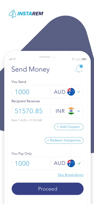 Instarem Send Money Overseas 4