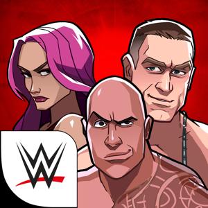 WWE Tap Mania Games app