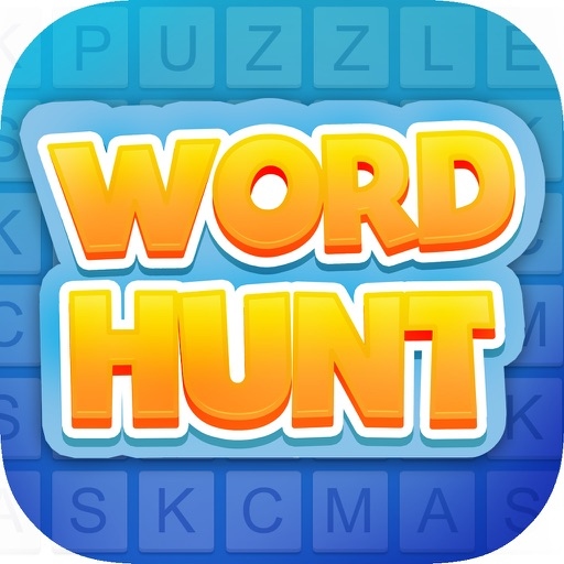 Word Hunt - Word Search Puzzle