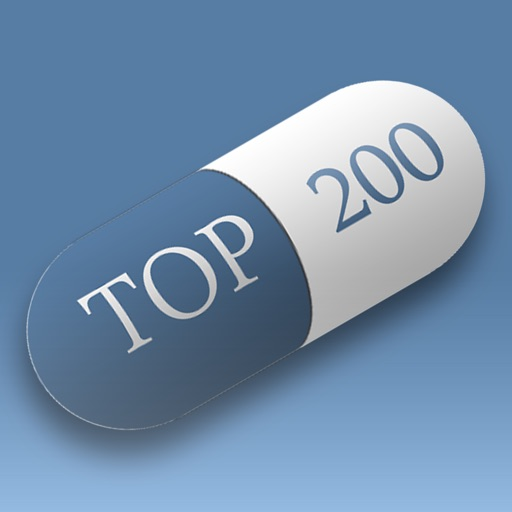 Top 200 Drugs - Quiz & Card