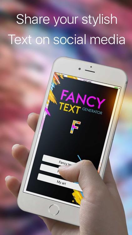 Cool Name Fancy Text Generator screenshot-4