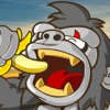 Kong Want Banana