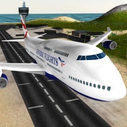 Fly Plane: Flight Simulator 3D
