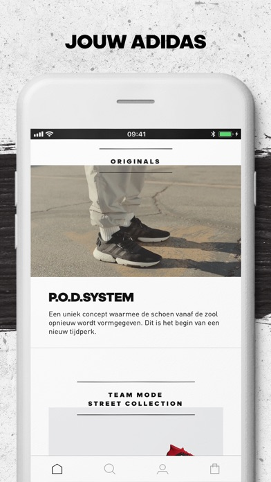 Screenshot for adidas - Sneakers & Sports in Netherlands App Store