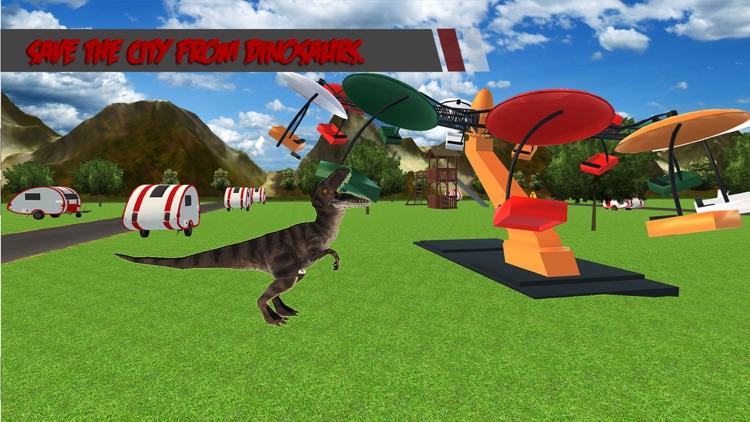 Dinosaur City- Survival Island screenshot-4