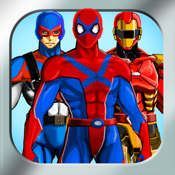 Create Your Own Superhero - Free Hero Character Costume Maker Dress Up Game icon