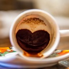 Lecture de café: privée voyant icon