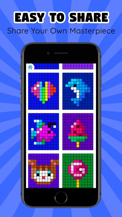 Poly & Pixel Art Games: Creato screenshot-8