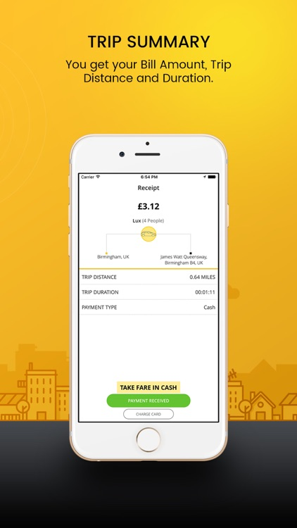 HopOnn  - The Taxi App screenshot-3