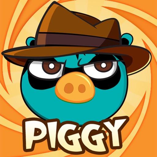 Hungry Piggy vs. Chicken