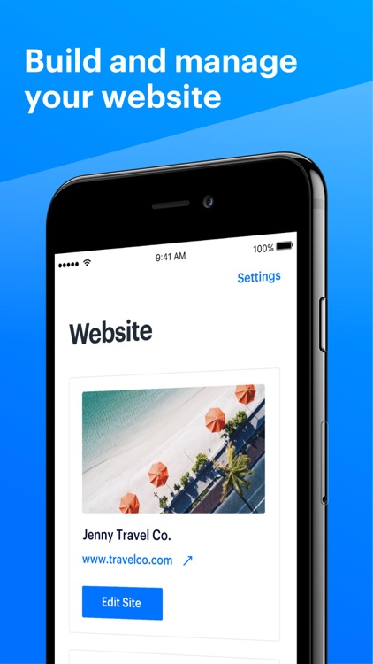 Weebly screenshot-4