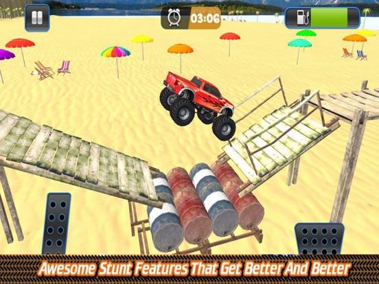 Grand Monster Truck Driving Sk screenshot 5