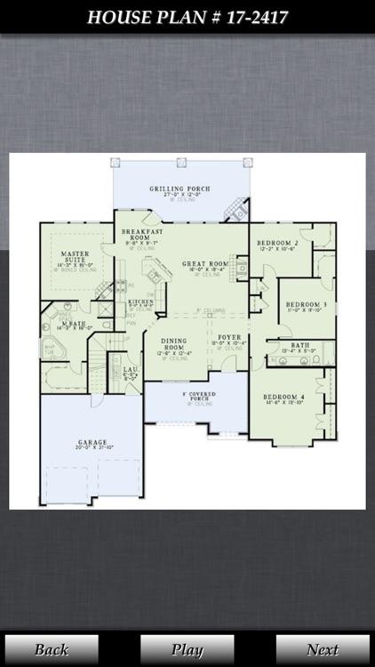 SingleFamily - House Plans screenshot-3