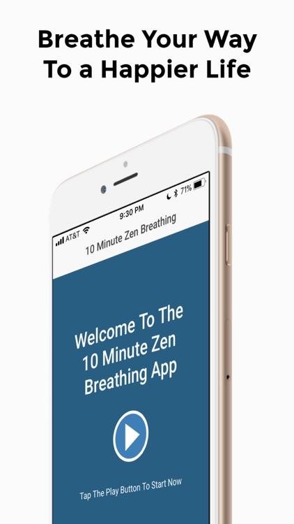 10 Minute Zen - Breathing